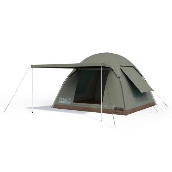 Bushtec Bow tent front 3quarter_r3