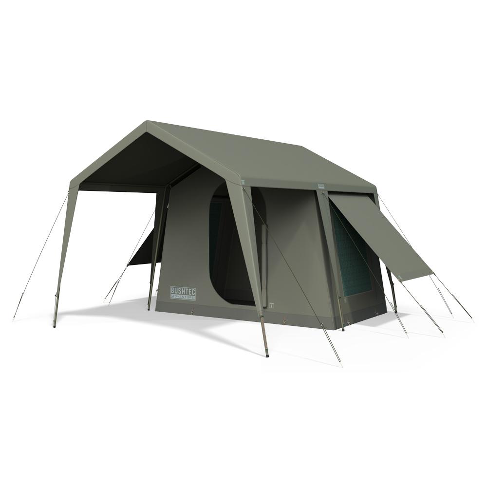 Delta Zulu Chalet Tent ...  sc 1 st  Bushtec Adventure & Delta Zulu Chalet Tent Combo Package - Bushtec Adventure