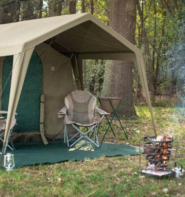 Delta Zulu Tent