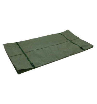 Green sleep mat