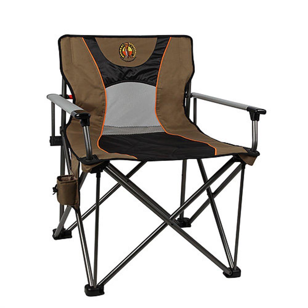 Charlie 440 Solid Arm Chair Bushtec Adventure